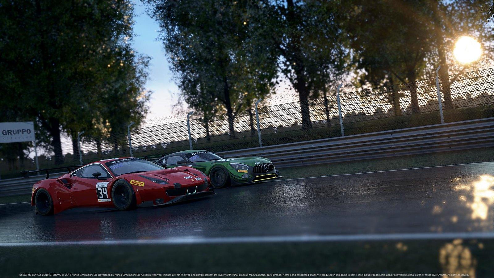 Assetto Corsa Competizione 1