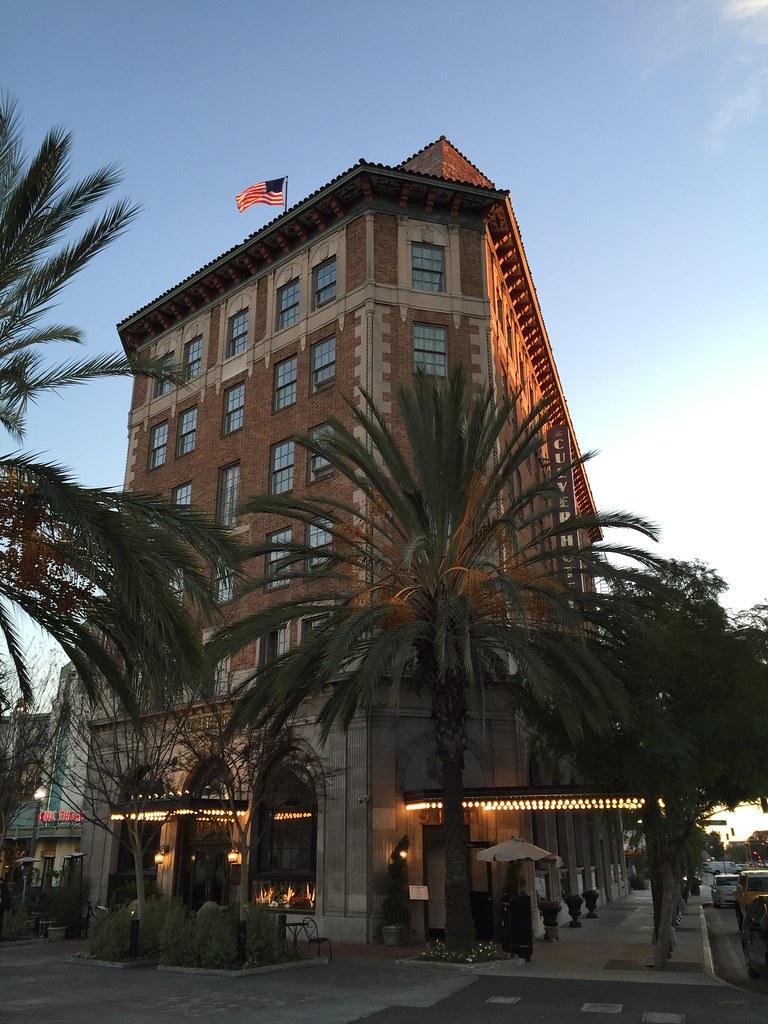 Culver Hotel Los Angeles