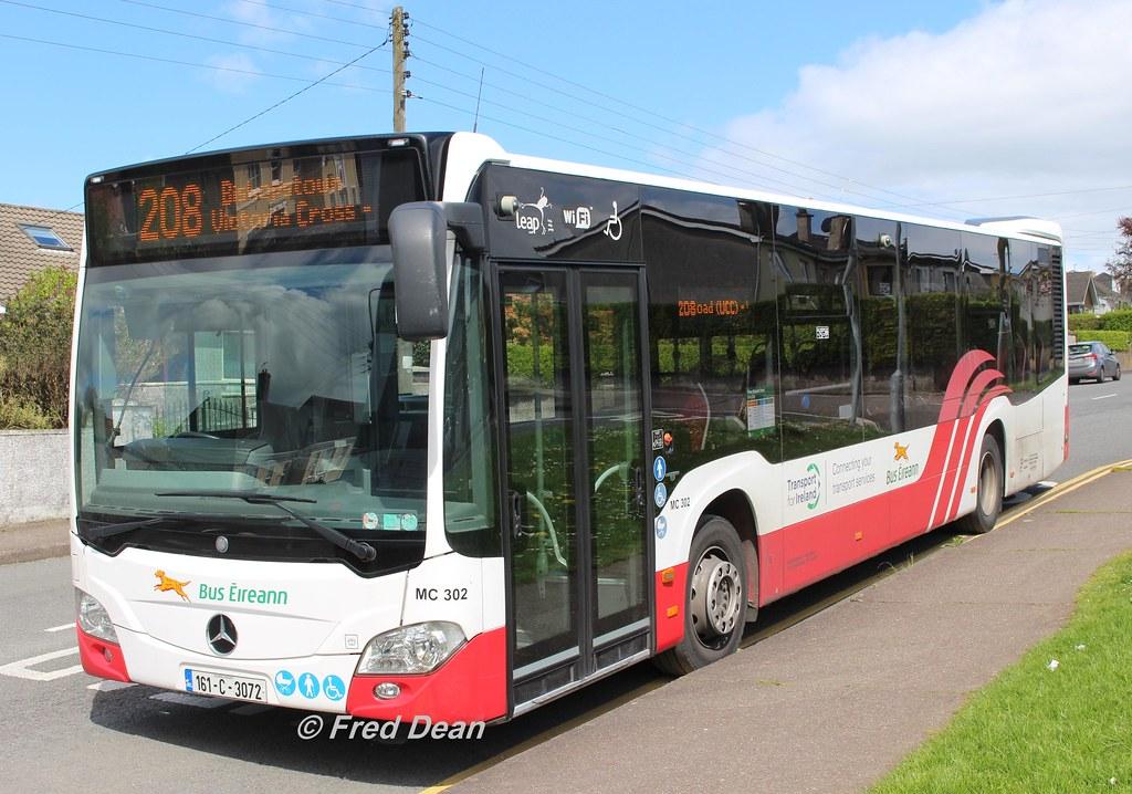 Bus Eireann Bus