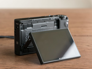 Sony RX100 MKIV | by BiGCoB