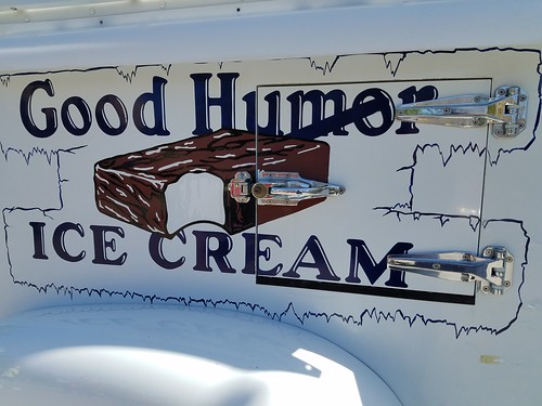 Good Humor Ice Cream Truck Signage