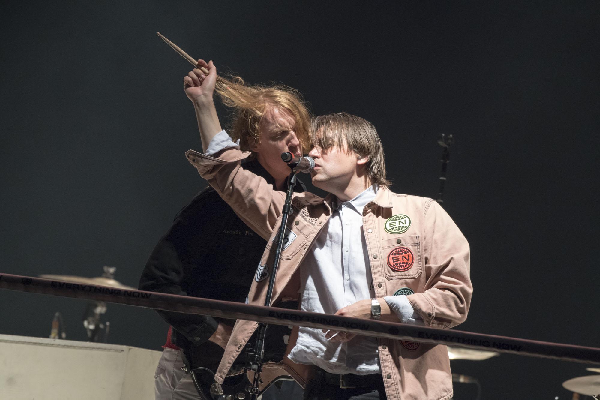 Arcade Fire @ Sportpaleis 2018 (Nick De Baerdemaeker)