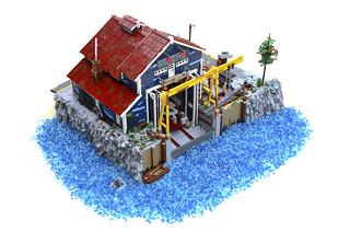 Finnians shipyard   by Konajra