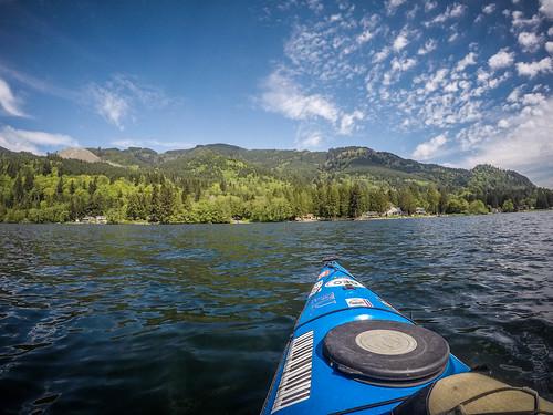 kayaking lakesamish paddling washington washingtonstate whatcomcounty bellingham unitedstates us