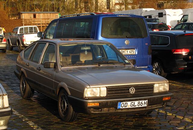 1986 Volkswagen Passat 2.0 GL 5