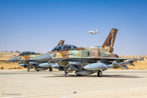 Israeli Air Force Knights and Warriors © Nir Ben-Yosef (xnir)   by xnir