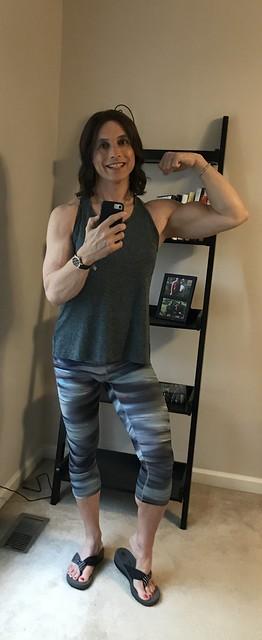 Wanna workout???❤️