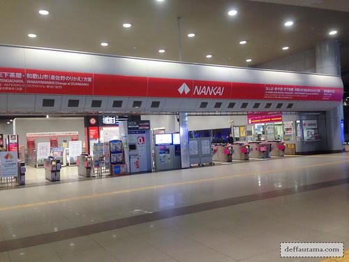 9 Hari Babymoon ke Jepang - Nankai Subway | by deffa_utama