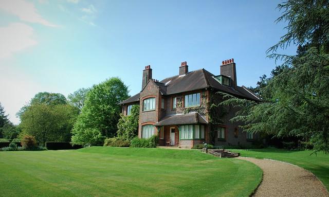 George Bernard Shaw's Summer House