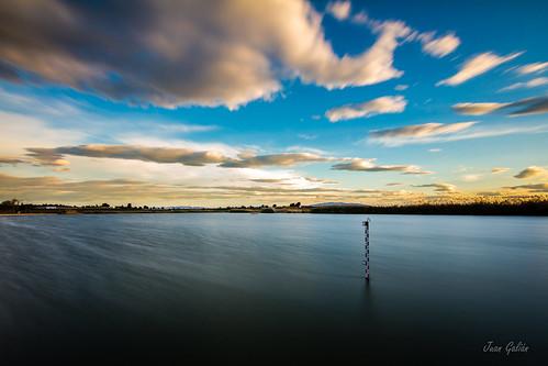 water lago lake largaexposición landscape largaexposicióndiurna laguna clouds paisaje puestadesol sunset sky spain murcia agua atardecer nature naturaleza españa humedal canon60d tokina