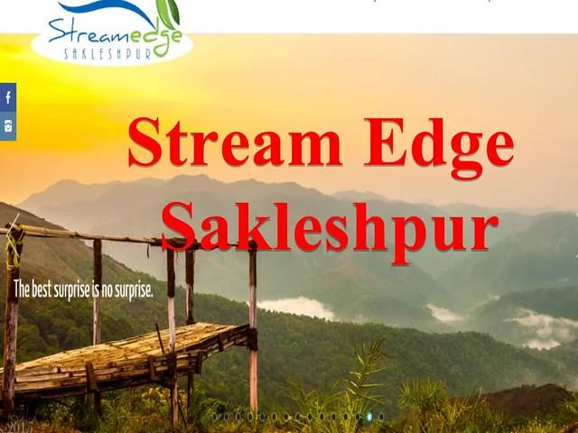 Book Best Resort in Sakleshpur for a Terrific Vacation Trip