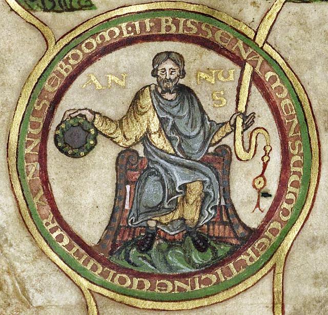 Year (Annus regens temporum)