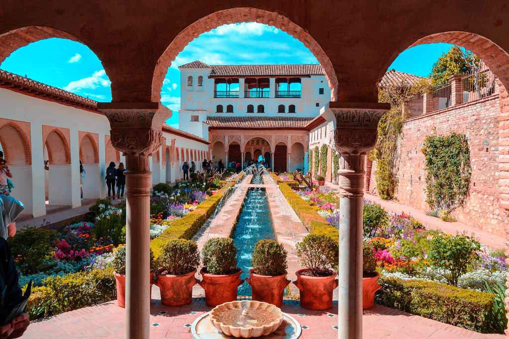 El Generalife - La Alhambra | Fran Santiago | Flickr