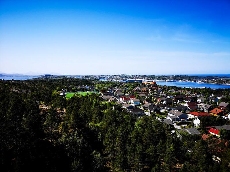 36-Utsikt over Kristiansund fra Kvernberget