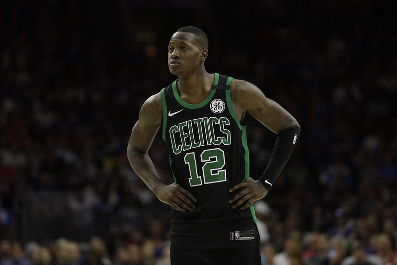 Terry Rozier。(達志影像資料照)