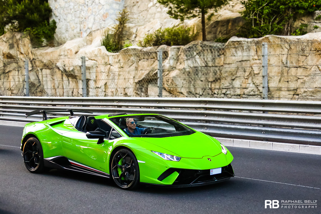 Lamborghini Huracan Lp 640 4 Performante Spyder Raphael Belly Flickr