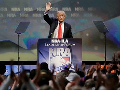 President Trump to Attend NRA Meetings in Dallas