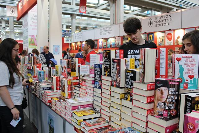 Livres et lecture Italie
