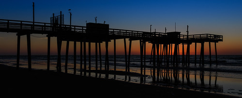 sunrisemargatecity sunrise margatecity margate beach dawn newjersey jerseyshore fishingpier