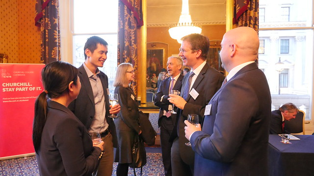 Churchill Business Network event 25 April 2018
