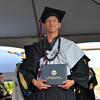 "A graduate smiles as he walks off the stage with his diploma at the commencement ceremony on Saturday, May 12.   Go the Hawaii Community College's Flickr album for more photos from the Palamanui ceremony: <a href=""https://www.flickr.com/photos/53092216@N07/albums/72157668982722478"">www.flickr.com/photos/53092216@N07/albums/72157668982722478</a>."