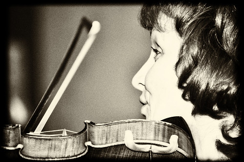Violinist / Скрипач