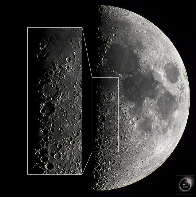 Lunar X & V 22/04/18