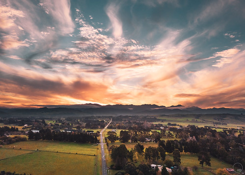 2018 aerialphotography djimavicpro drone dronephotography landscape masterton mavic newzealand rural scenic sunset tararuaranges wairarapa wellington
