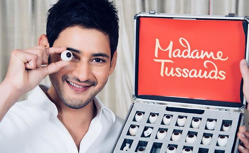 Mahesh wax statue in Madame Tussauds | by southcineworldfilmybuzz