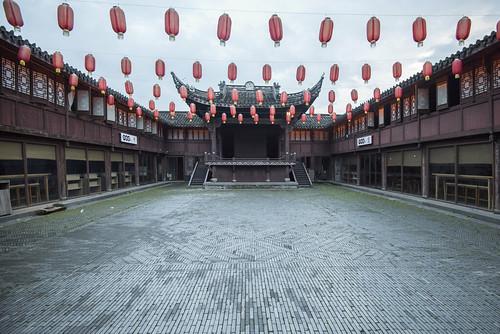 nianbaduzhen nianbadu town zhejiang china ancient ancienttown chinese