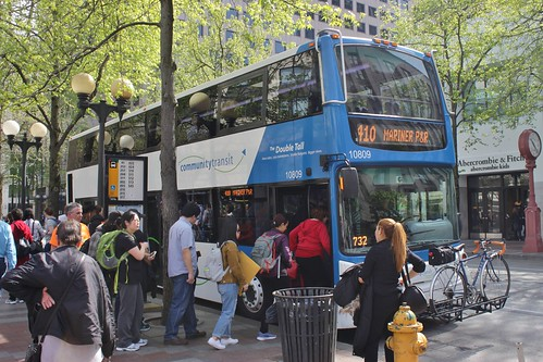 Route 410 at Westlake Park