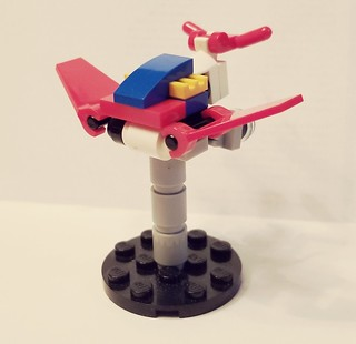Hub Fighter support unit   by The Hydromancer