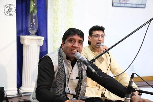 Devotional song by Guljinder Gullu from Giddarbaha, Punjab