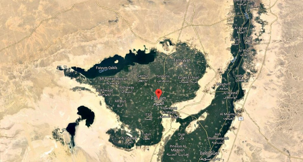 Satellite map - Al-Fayyūm, Egypt. | Google Maps.com - www.go ... on traceable map of egypt, earth map of egypt, temperature of egypt, resource map of egypt, ancient egypt, agricultural map of egypt, old map of egypt, physical map of egypt, forecast map of egypt, google maps of egypt, precipitation of egypt, outline map of egypt, topographical map of egypt, statistics of egypt, hd map of egypt, satellite view of egypt, world map of egypt, square miles of egypt, aerial view of egypt, full map of egypt,