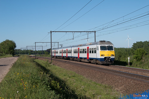 333 sncb e2916 linge 34 tongeren 6 mai 2018 laurent joseph www wallorail be