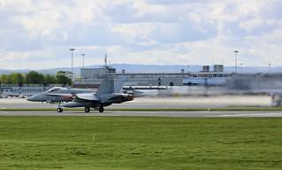 Gone.....Finnish F-18C HN-419 | by Iaingd65