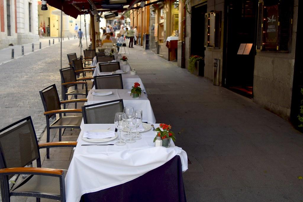 Calle Del Correo Madrid M Roa Flickr