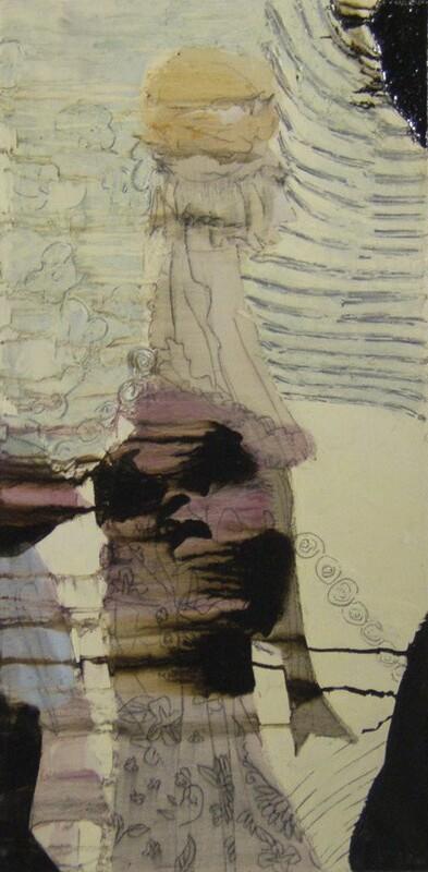 Seta - 60x40 cm. Oil on canvas 2006