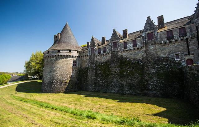 Pontivy Chateau 1