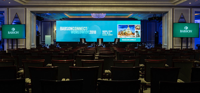 Babson Connect Worldwide 2018 - Madrid