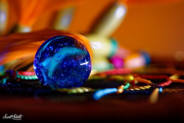 Marble & Dream Catcher