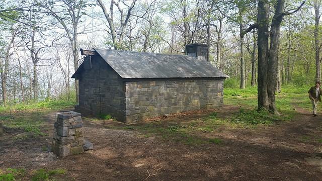 Byrd's Nest #3 Shenandoah National Park