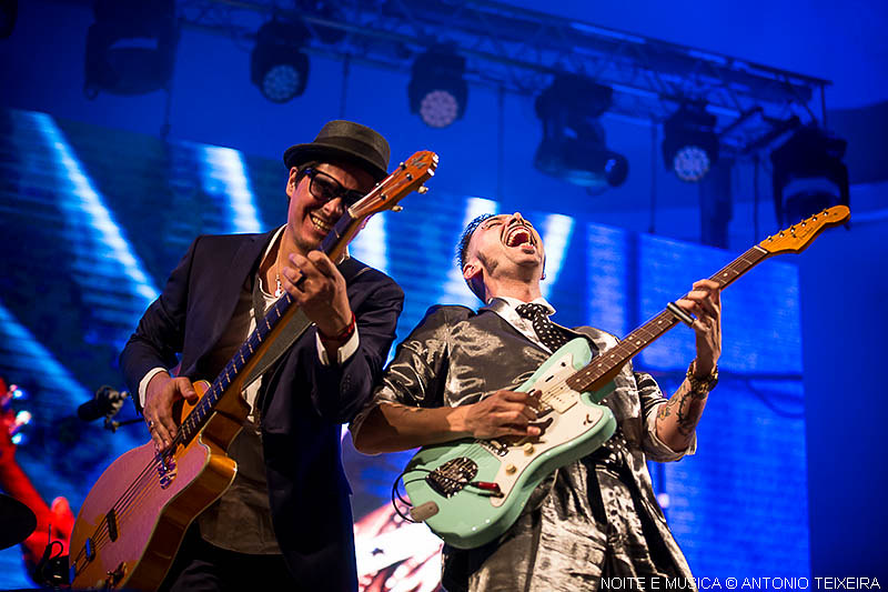 Chino & The Big Bet - Porto Blues Fest '18