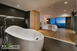 Penthouse bedroom 1