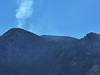 Pacaya – z kráteru stříká láva, foto: Petr Nejedlý