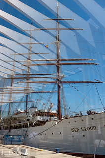 sea cloud reflections | malaga | by John FotoHouse