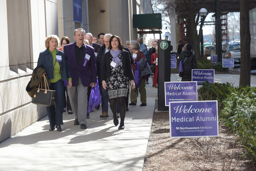 Northwestern University Feinberg School of Medicine Alumni