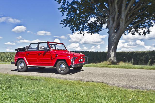 Volkswagen Typ 181 Kurierwagen 1970 (5111)