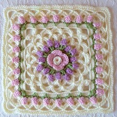 I loved it This crochet point model is very delicate and charming   Direction 1 comment