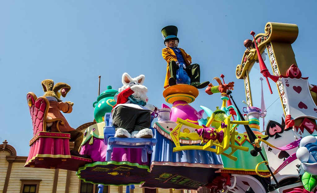 Mad Hatter Dream Up TDL